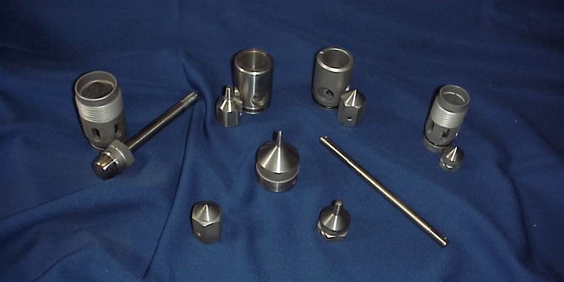 Aftermarket replacement parts for Mallard and Norriseal valves